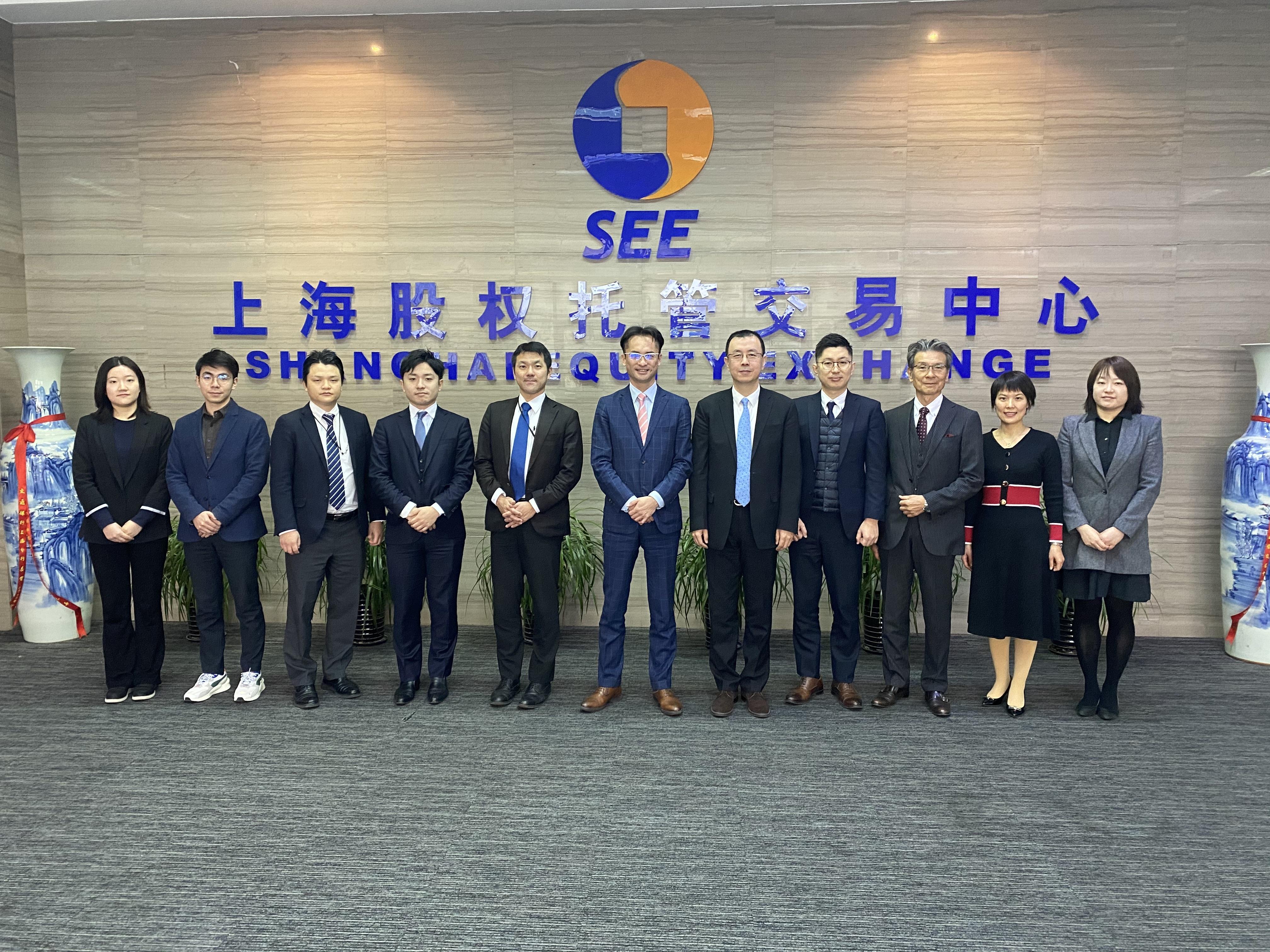 日本名南株式会社来访,推动中日金融合作-上海朗荣投资致力于科创板挂牌融资上市